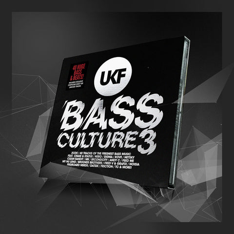 UKF Bass Culture 3 - UKF Music Store