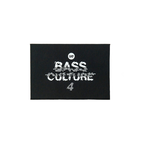UKF Bass Culture 4 - Limited Edition USB Key + Chain - UKF Music Store
