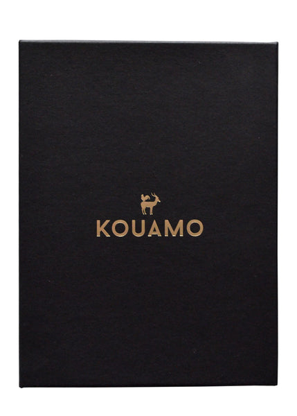 Kouamo Black Branded luxury gift box