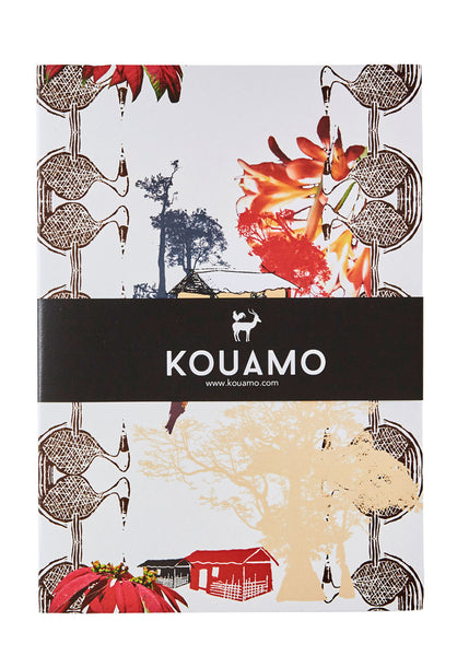 Kouamo - Sankofa Printed Notebook - Kouamo / No Gift Wrapping / Default - 1