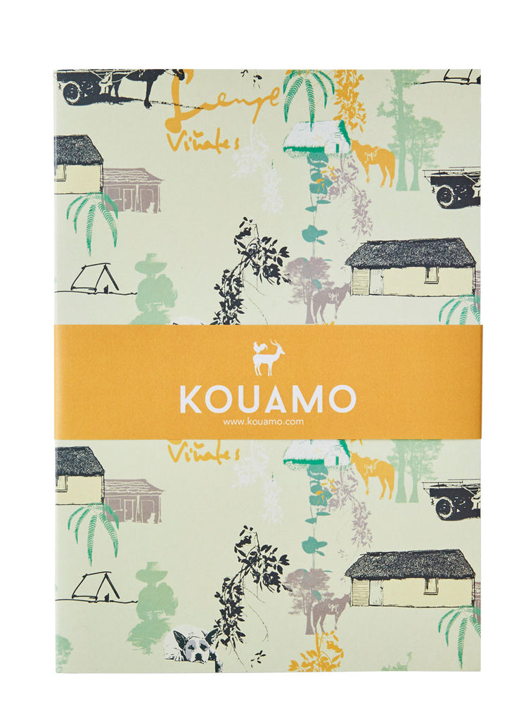 Kouamo - Valle de Vinales Printed Notebook