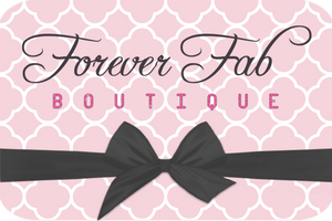 Gift Certificate (Emailed)-Gift-Forever Fab Boutique