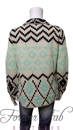 Mint To Be Cardigan-Top-Forever Fab Boutique