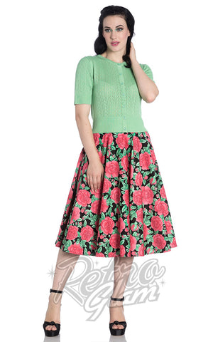 Hell Bunny Darcy 50's Skirt