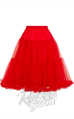 Hell Bunny Red Polly Crinoline