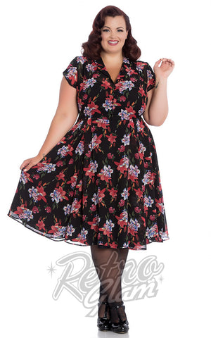 Hell Bunny Rayna Dress Plus Size