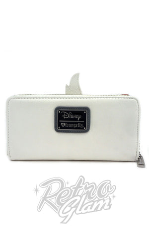 Loungefly Disney Marie Big Face Wallet back