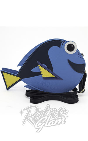 Loungefly Finding Nemo Dory Crossbody Bag