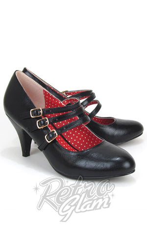 B.A.I.T Hadley Shoes in Black
