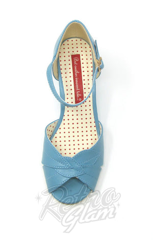 B.A.I.T Danita Shoes in Blue
