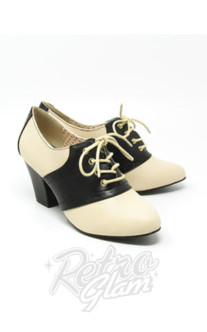 B.A.I.T Heather Shoes in Black & White