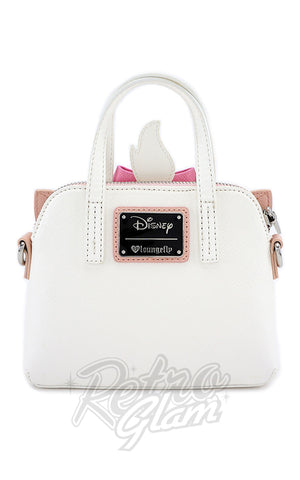 Loungefly Disney Marie Face Micro Handbag back