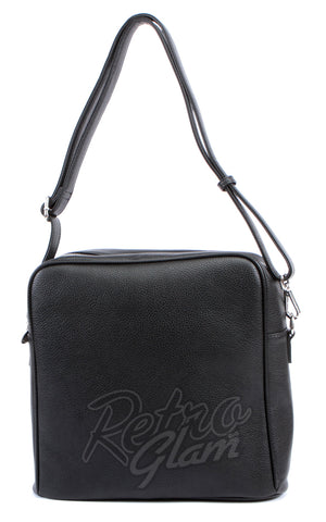 Luxe De Ville Elvira Dark Moon Tote Bag back