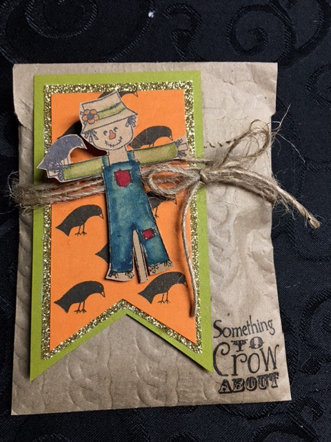 Fall Treat Bags By Crystal Cleveland