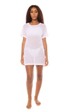 knock hem dead cover up- white