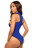 open waters swimsuit- blue