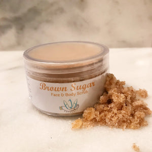 Brown Sugar Face & Body Scrub