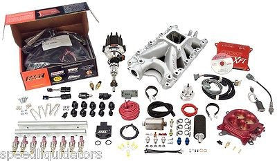 FAST XFI SBF 302 Ford 550HP Sequential EFI Fuel Injection Kit 3031302-05