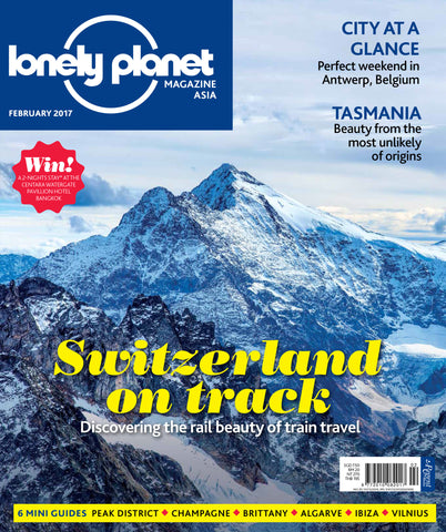 Lonely Planet February 2017