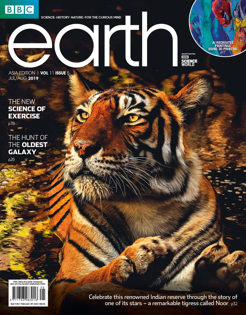 BBC Earth 2019 JUL/AUGUST
