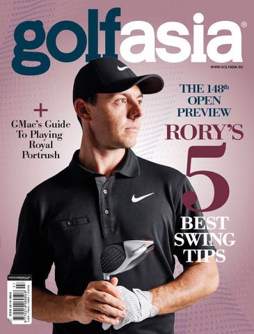 Golf Asia 2019 JULY
