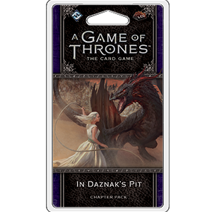 Game of Thrones: in Daznak's Pit (engl.) - Preorder