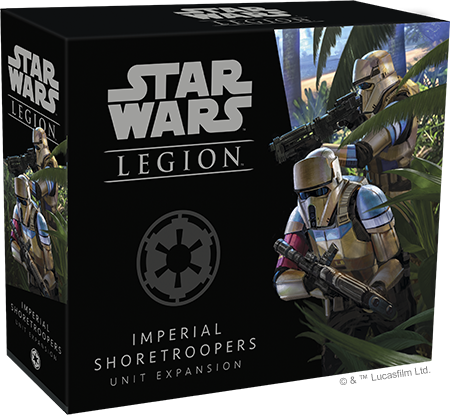 Star Wars: Legion Imperial Shoretroopers (engl.) - Preorder