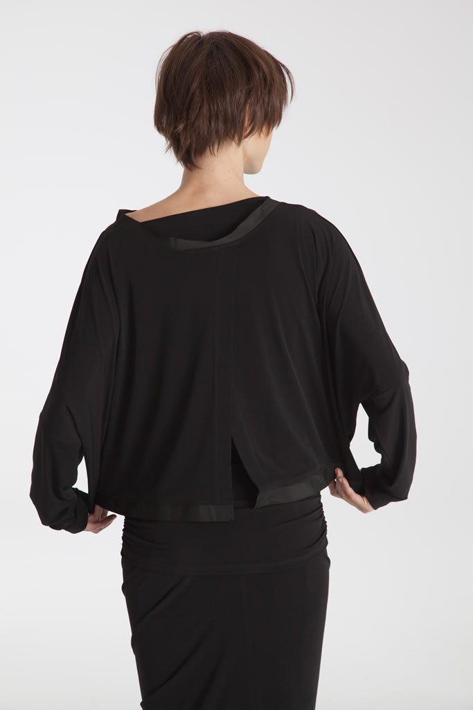 Open Back Top