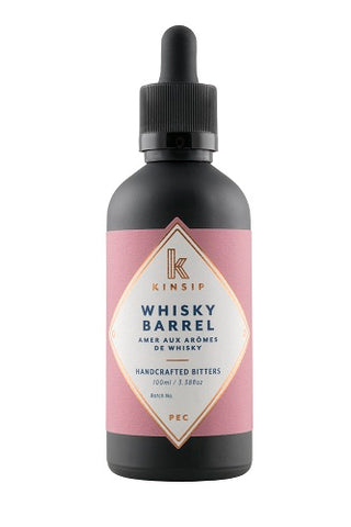 Kinsip Whisky Barrel Bitters