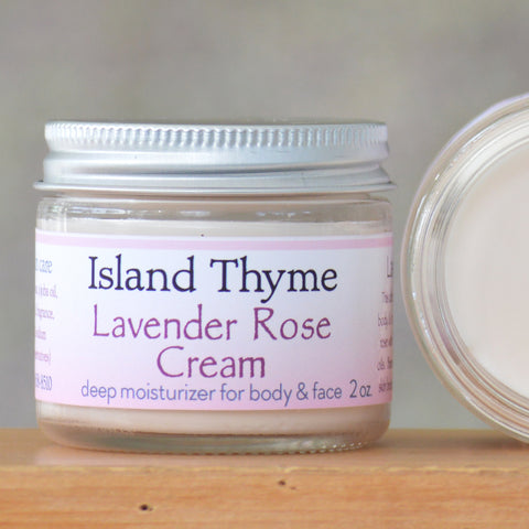 Lavender Rose Cream