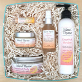 Orange Blossom & Grapefruit Deluxe Collection