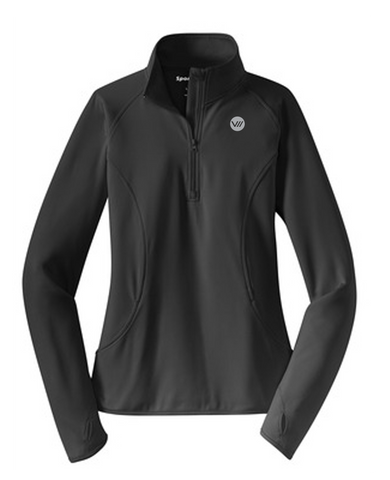 Quarter Zip Pullover (Women's)