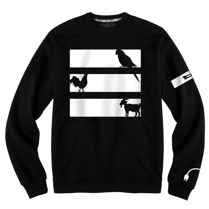 The Merch Crewneck