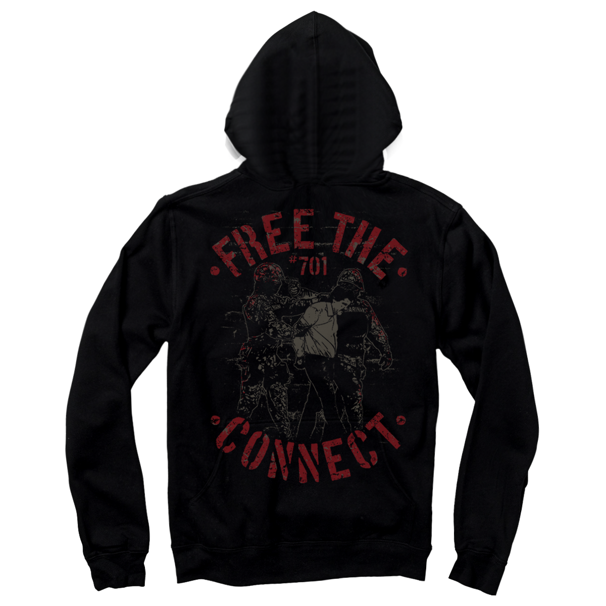 Free The connect Hoodie