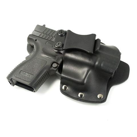 IWB - Hybrid (Non-Tuckable) - Matte Black (10 Pack)