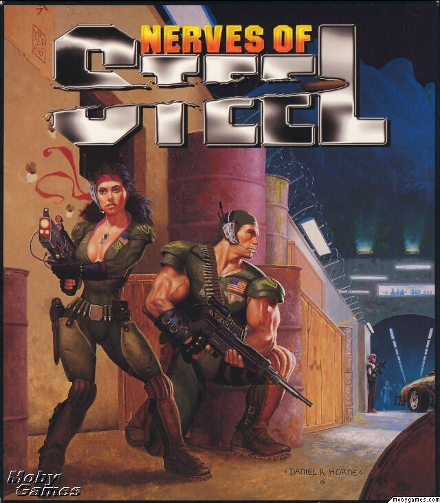 NERVES OF STEEL PC GAME +1Clk Windows 10 8 7 Vista XP Install