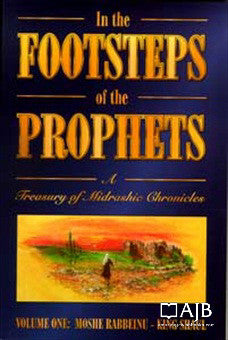 In the Footsteps of the Prophets vol. 1 | Rabbi Yisroel Yaakov Klapholtz | CIS