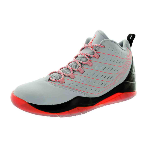 Jordan Velocity Mens Basketball Shoes Wolf Grey Infrared 23 Black 688975-005, Size: 11.5
