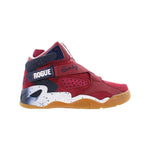 Patrick Ewing Mens Athletic Shoes Rogue Biking Red Peacoat Gum 1BM00142-646