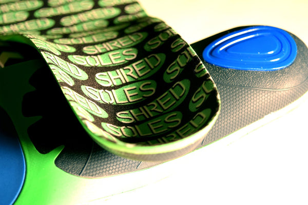 Performance Skateboarding Insoles