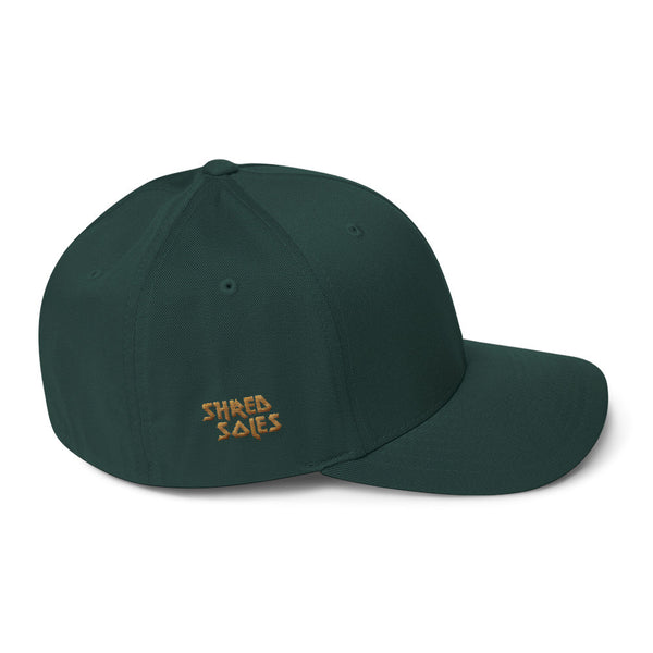 Low Rise Maiden Flex Fit Hat