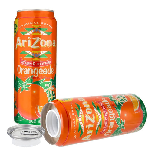 Arizona Ice Tea Diversion Safe Stash Can