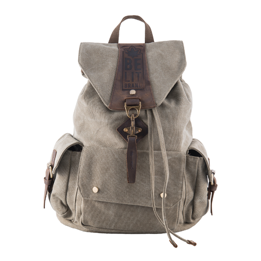 Be Lit Backpack - Moss Green