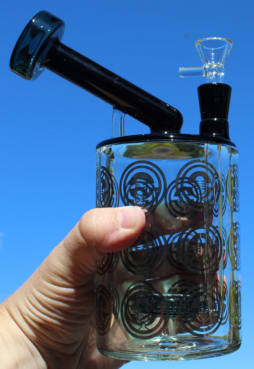 Encore Glass Fat Can Bubbler
