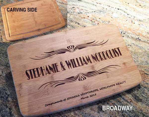 Personalized Carving Board - Click for design choices
