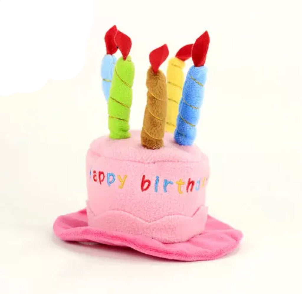 Accessories - Happy Birthday Candle Hat