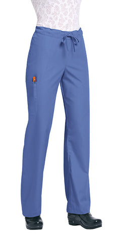 Orange Huntington Pant