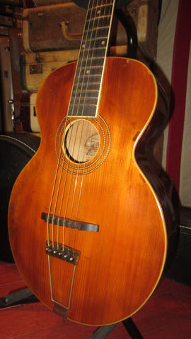 Vintage Original 1916 Gibson L-1 Archtop Acoustic With Sound Hole