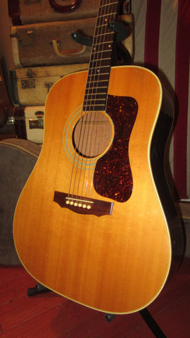 Vintage Original 1979 Guild D-40 dreadnought Acoustic