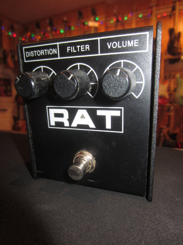Pre Owned Circa 2013 ProCo The Rat Distortion Pedal